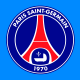 stickers plaque PSG