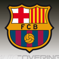 Sticker Barca