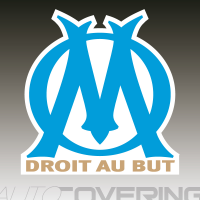 sticker Olympique Marseille