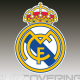 sticker FCMadrid