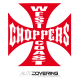 Sticker WestCoast Choppers