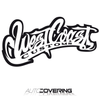 Sticker WestCoast Customs