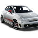 Kit stickers Fiat ABARTH