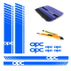 Kit Stickers opel OPC